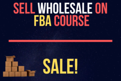 Package: SALE! How To Sell Wholesale Products Course - Limited Offer