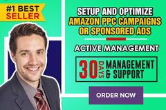 Package: ACTIVE PPC Management, Keyword Research and Optimization