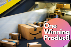 Package: Product Research 1 AMAZON FBA WINNING PRODUCT