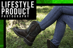 Package: Custom Lifestyle Product Photography $200 Off : JUSTIN
