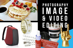 Package: Product Photography & Image Editing