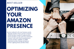 Package: Amazon Seller Expert | Private Label Sourcing | Marketing Ma