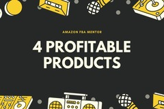Package: SALE!!! 4 PROFITABLE PRODUCTS RESEARCH + 2 FREE BONUSES