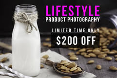 Package: Custom Package: 75% OFF Product Photography for LILIAN