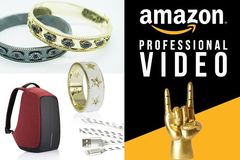 "Package: 15"" Amazon Professional Video Production"