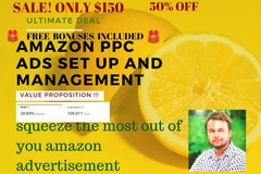 Package: 50% SALE, PPC ADVERTISEMENT SET UP & MANAGEMENT