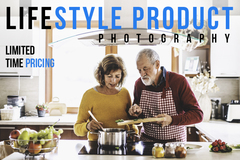 Package: Lifestyle Product Photography Package With Models For Sarah