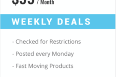 Package: 400+ Unrestricted and Profitable Products Monthly
