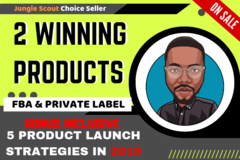 Package: 2 Winning Products: $5,000+/month, Full Report + FREE GIFT