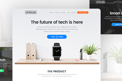 Package: High Converting Unbounce Landing Page