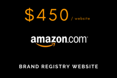 Package: Amazon Brand Registry Website