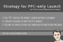Package: Complete Strategy for PPC-only launch