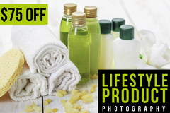 Package: Custom Product Photography and Lifestyle Package for Don