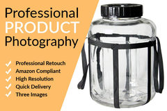 Package: Affordable and Fast Small Product Photography