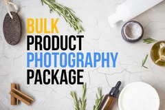 Package: Custom Bulk Product Photography Package for Kyle