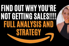 Package: FULL LISTING ANALYSIS- FIND OUT WHY YOU'RE NOT GETTING SALES