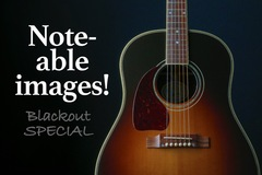 Package: Black Background - Blackout Special!