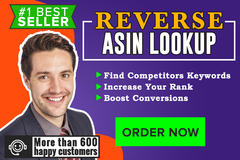 Package: Reverse ASIN Search: Find Your Competitors Top Keywords