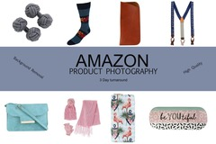 Package: Product Photography Amazon Ready 3 Day Turnaround