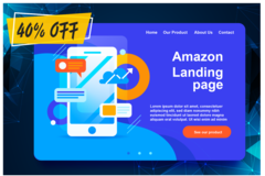 Package: [A MUST HAVE] Brand Landing Page + Thank you Page
