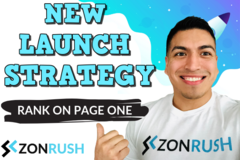 Package: (2019) Launch And Rank On Page One Using Influencers + PPC!
