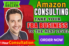 Package: 1 Hour FBA Consulting Call - Let's talk business!