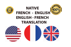Package: i will translate your Amazon listing from English to French