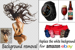 Package: Realistic image Editing/background removal