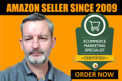 Package: Amazon Expert Q&A session - Amazon Remote Consultancy - 1 hr