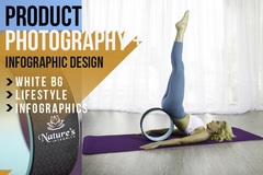 Package: Lifestyle Product Photography with Model