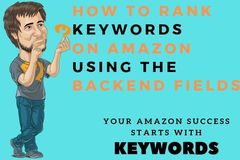 Package: Professional Amazon SEO STRATEGY - Backend TACTICS
