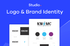 Package: Logo & Brand Identity - Get a Professional, Memorable Brand
