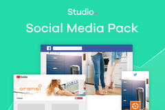 Package: Social Media Pack - Brand Design for Your Social Profiles