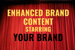 Package: Beautiful Engaging Enhanced Brand Content