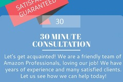 Package: 30 MIN Introductory Consultation - Ask Questions Get Answers