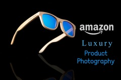 Package: Amazon Luxury Photography with Lifestyle and info-graphics