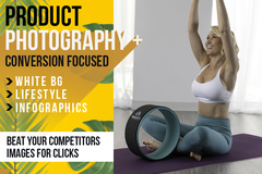 Package: INCREASING CONVERSIONS FOCUSED PRODUCT PHOTOGRAPHY PACKAGE