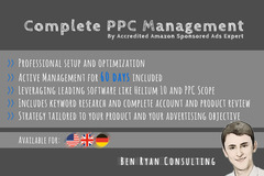 Package:  Active PPC Management (60 Days)