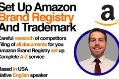 Package: I Will Research And File BOTH US and UK Trademark Apps