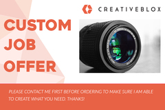Package: Custom Offer for the Image Dimensions