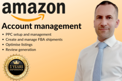 Package: Manage and optimise your Amazon Seller Central Account