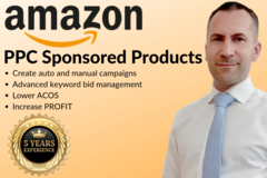 Package: Amazon PPC Management - Sponsored Products Optimization