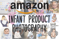 Package: Infant Product Photography Package: 9 images!