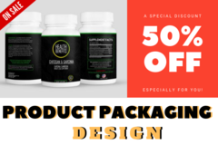 Package: INCREASE BRAND LOYALTY: Premium Product Packaging Design