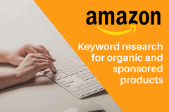 Package: Amazon Keyword research for competitor products