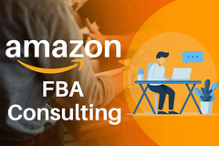 Package: Amazon FBA Consulting for 1 hour - $50 per package