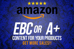 Package: Amazon A++ EBC Product Design Service