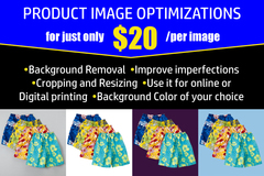 Package: Product Image Background Removal