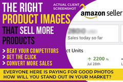 Package: THE RIGHT IMAGES THAT SELL MORE PRODUCTS. STAND OUT?