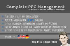 Package:  Active PPC Management (30 Days)